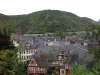 View from hilltop above town (at St. Werner\'s Chapel)